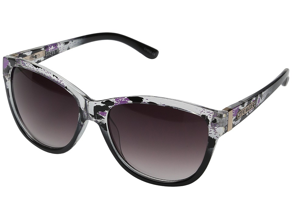 Steve Madden - Amanda (Purple) Fashion Sunglasses