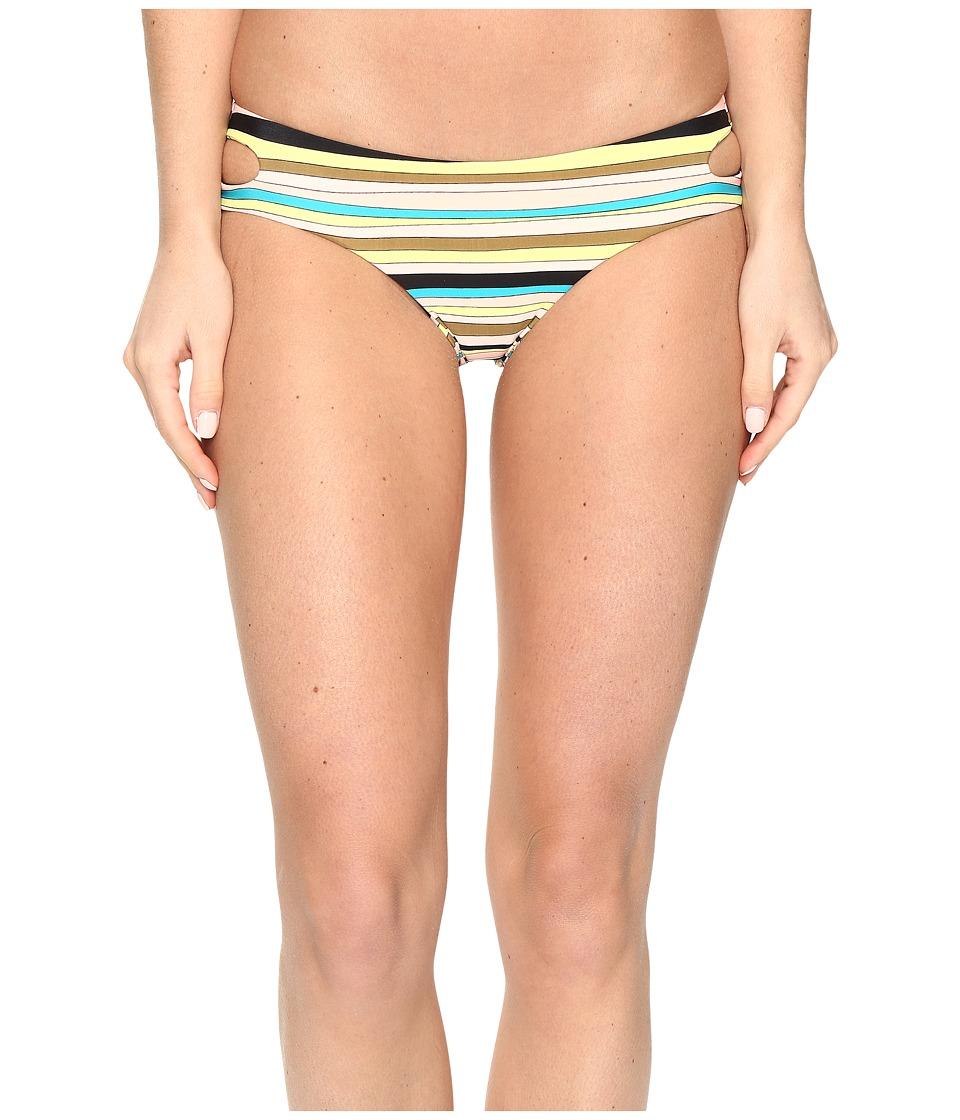 Volcom - Salty Air Cheeky Bottom (Apricot Blush) Women's Swimwear