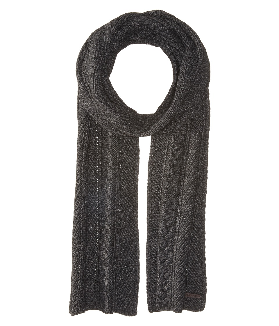 Ted Baker - Locdale (Charcoal) Scarves