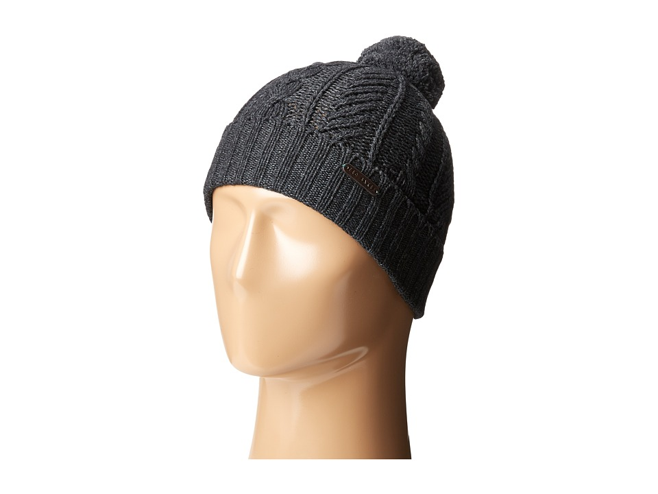 Ted Baker - Charlie (Charcoal) Caps