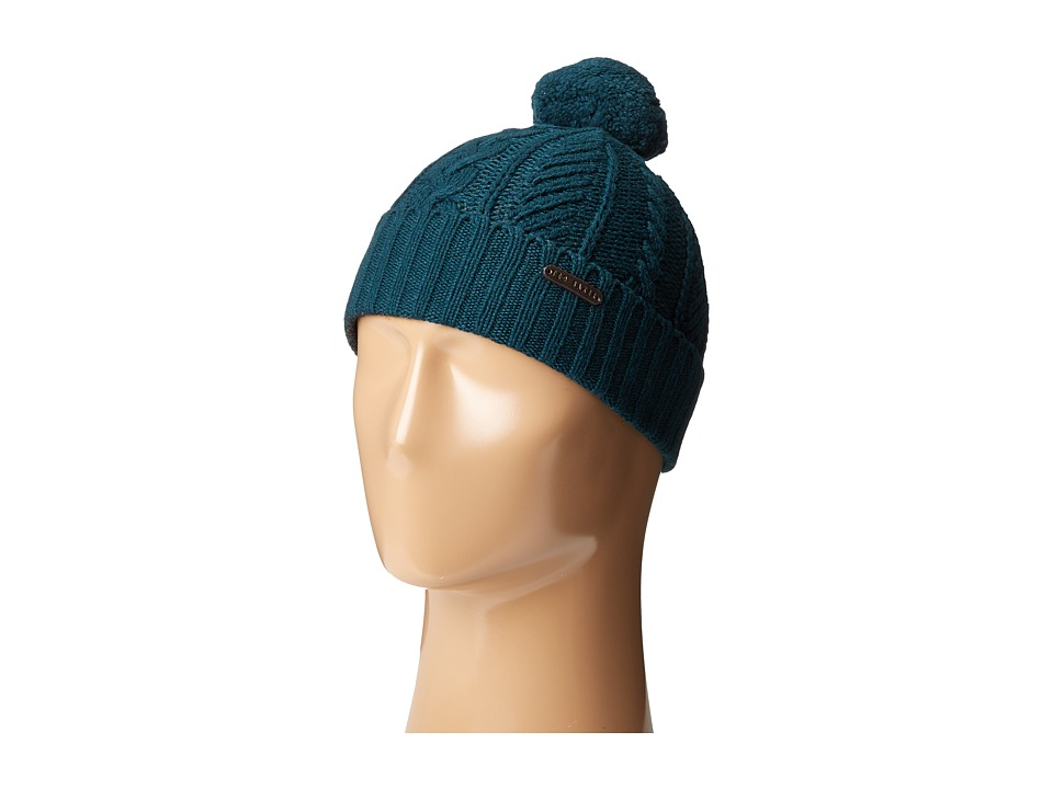 Ted Baker - Charlie (Teal) Caps