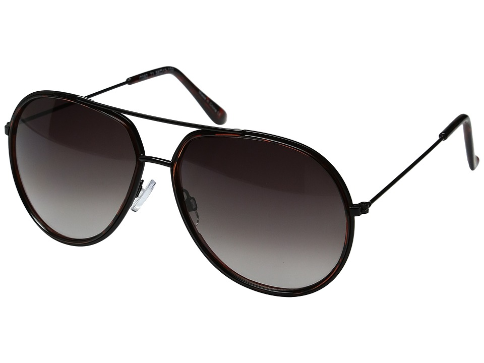 Ivanka Trump - IT 092 (Black) Fashion Sunglasses
