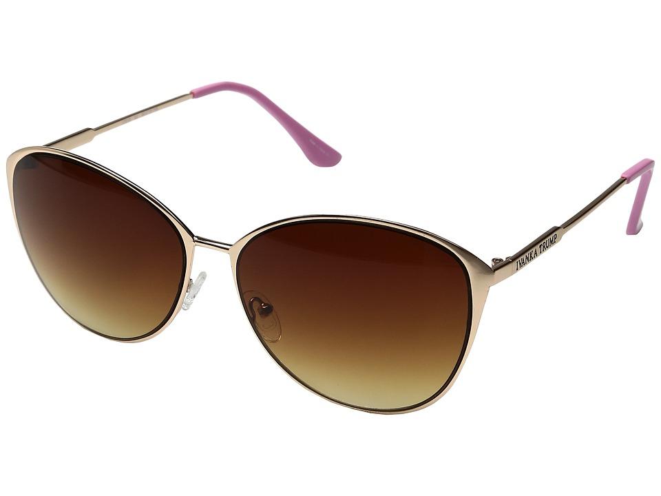 Ivanka Trump - IT 510 (Gunmetal) Fashion Sunglasses