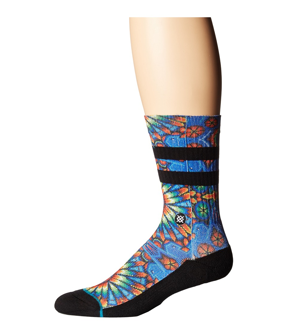Stance - Nayarit (Multi) Men's Crew Cut Socks Shoes