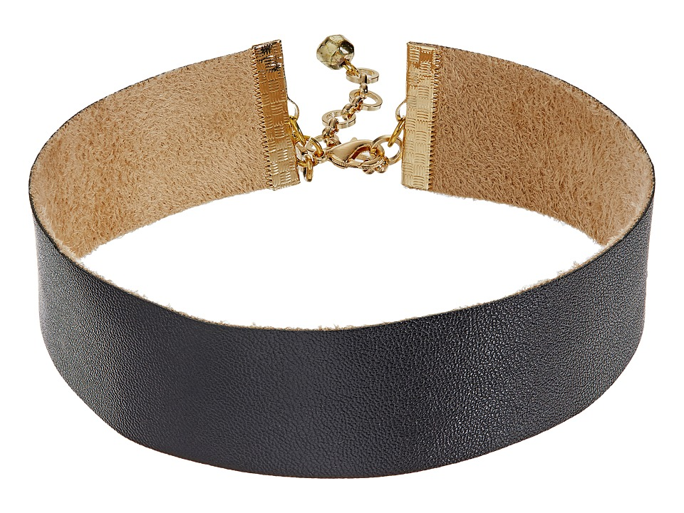 Vanessa Mooney - The Ella Choker Necklace (Gold) Necklace
