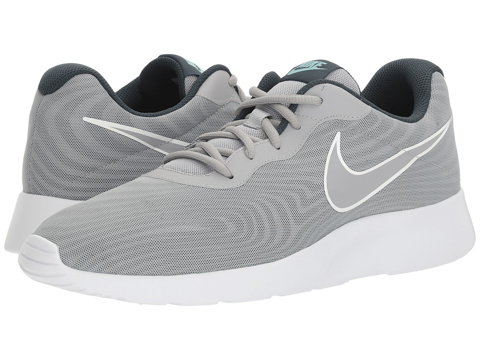 Nike - Tanjun Premium (Wolf Grey/Wolf Grey) Men's Shoes