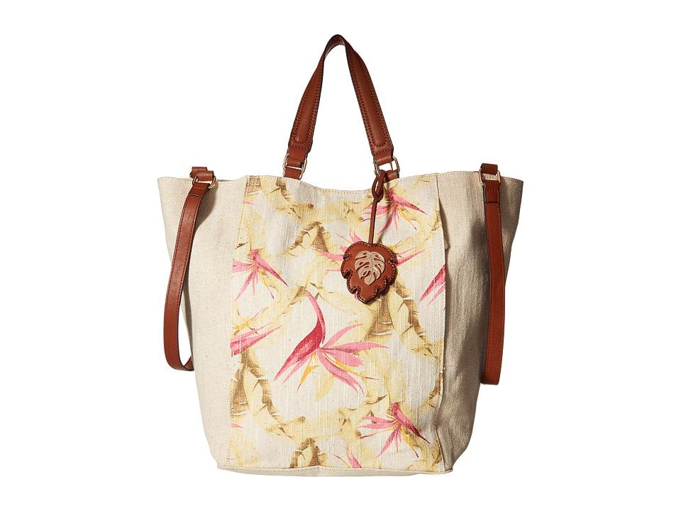 Tommy Bahama - Reef Convertible Tote (Birds of Paradise) Tote Handbags