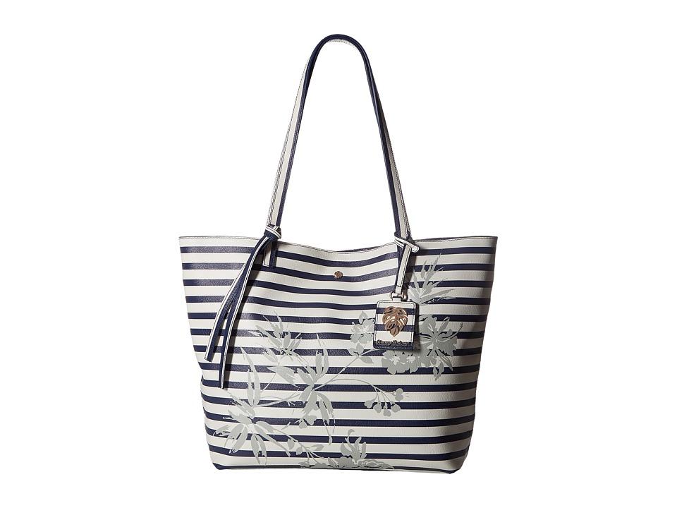 Tommy Bahama - Cocoa Beach Market Tote (Deep Sea) Tote Handbags