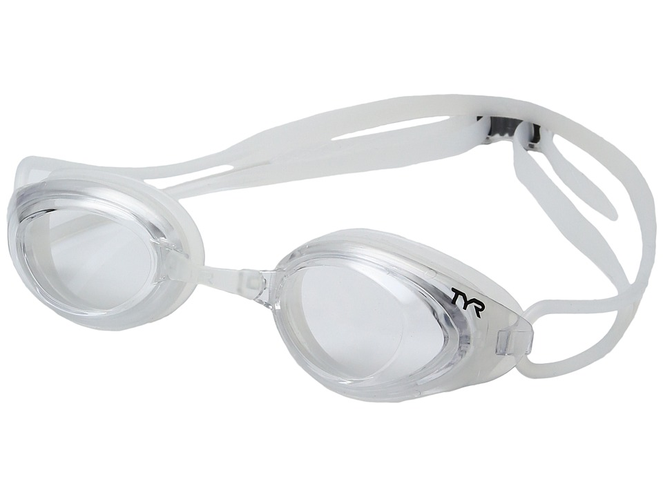 TYR - Black Hawk Racing (Clear) Goggles