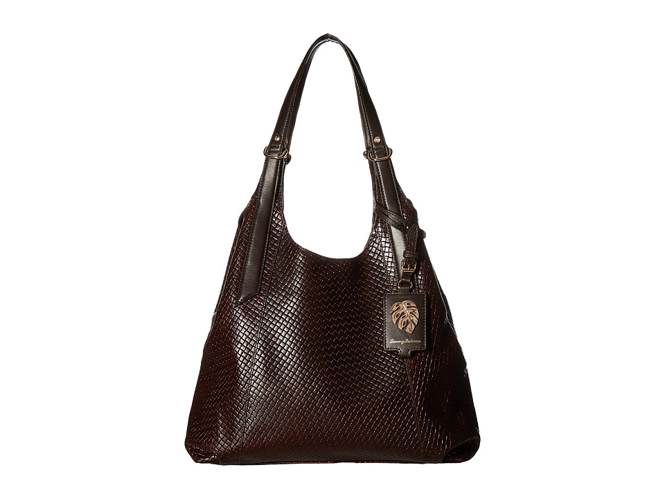 Tommy Bahama - St. Augustine Tote (Chestnut) Tote Handbags