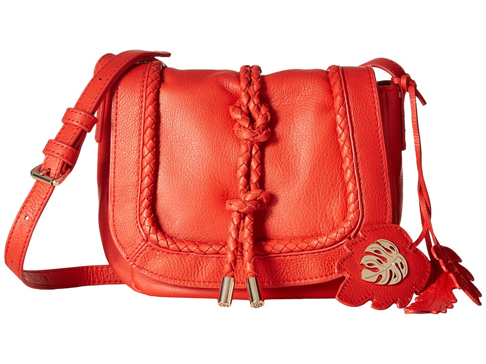 Tommy Bahama - Grenada Crossbody Saddle Bag (Sunset) Cross Body Handbags
