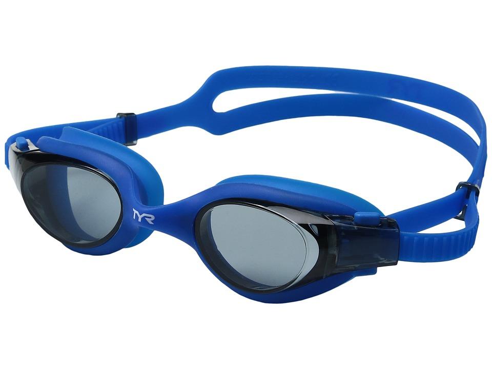 TYR - Vesi (Smoke Blue/Blue) Goggles