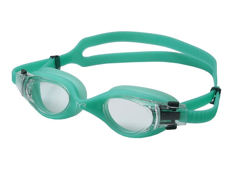 TYR - Vesi Femme (Clear Mint/Mint) Goggles