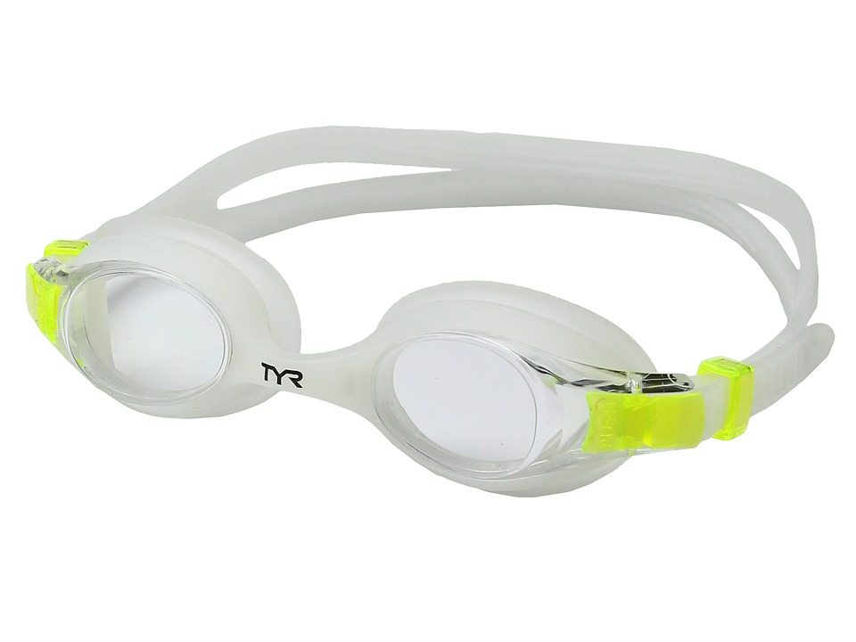 TYR - Swimple Glow In The Dark (Clear) Goggles