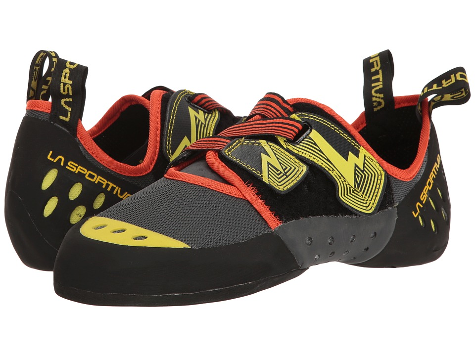 La Sportiva - Oxygym (Carbon/Sulphur) Men's Climbing Shoes