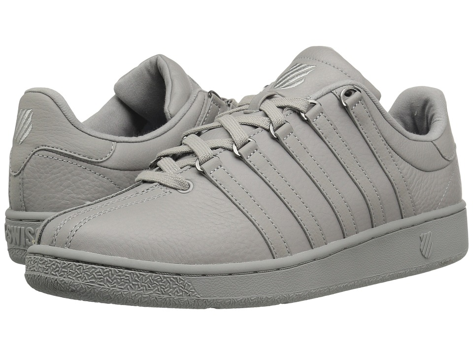 K-Swiss - Classic VNtm (Paloma/Neutral Gray/Gunmetal) Men's Shoes