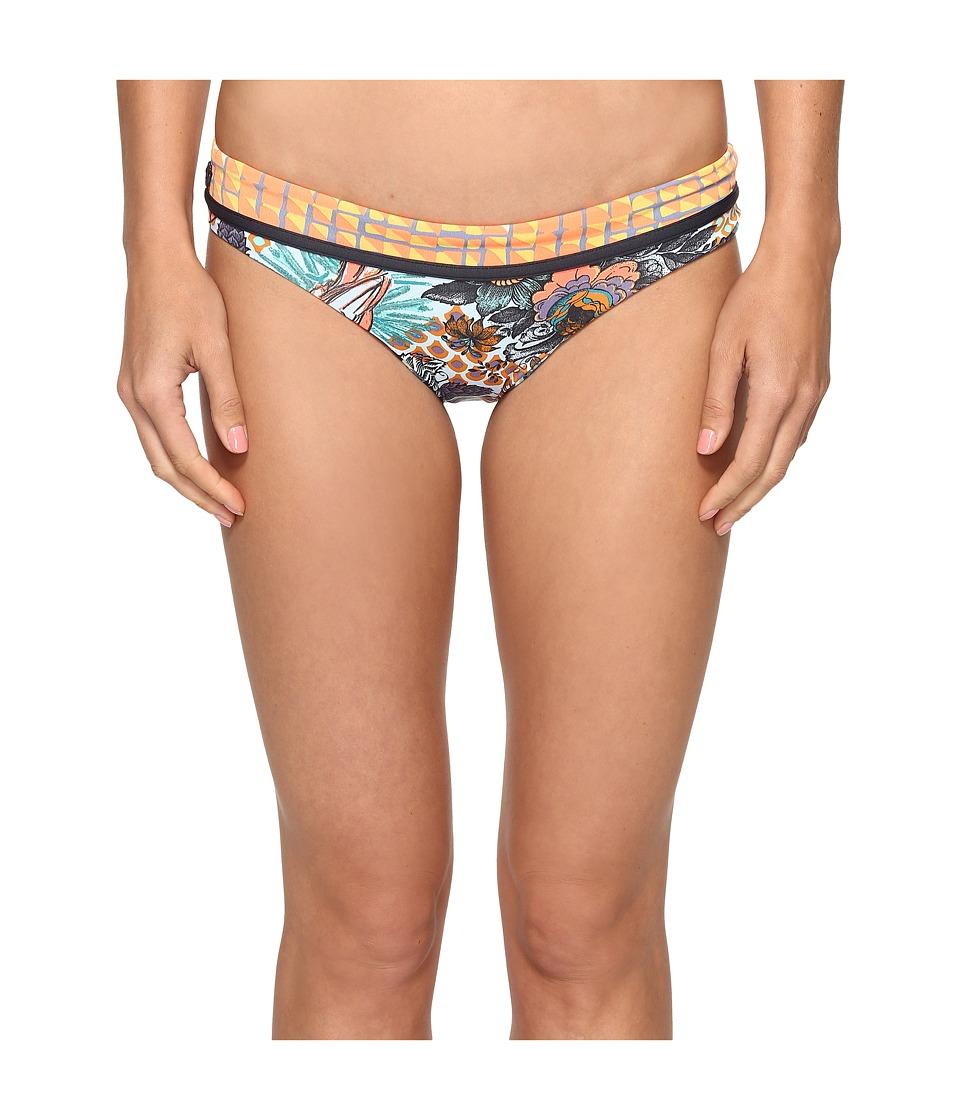 Maaji - Soul Train Signature Cut Bottoms (Multicolor) Women's Swimwear