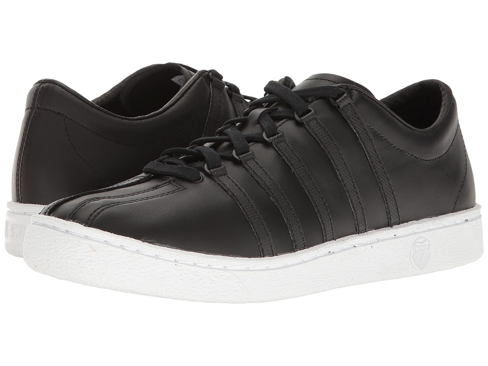 K-Swiss - Classic 66 P (Black/White) Men's Tennis Shoes