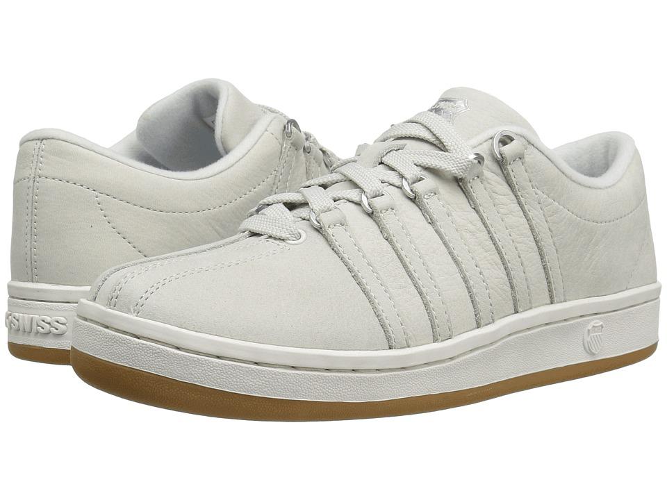 K-Swiss - Classic 88 P (Vaporous Gray/Silver/Gum) Women's Tennis Shoes
