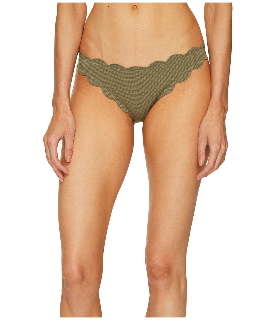 Marysia - Antibes Bottom (Olive) Women's Swimwear