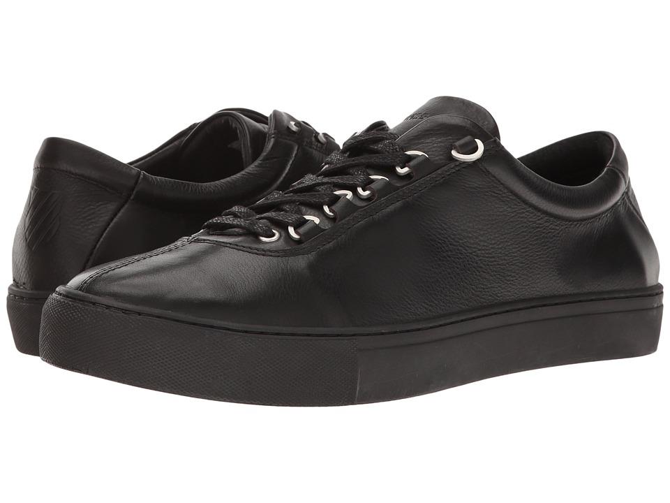 K-Swiss - Court Classico (Black/Black) Men's Tennis Shoes