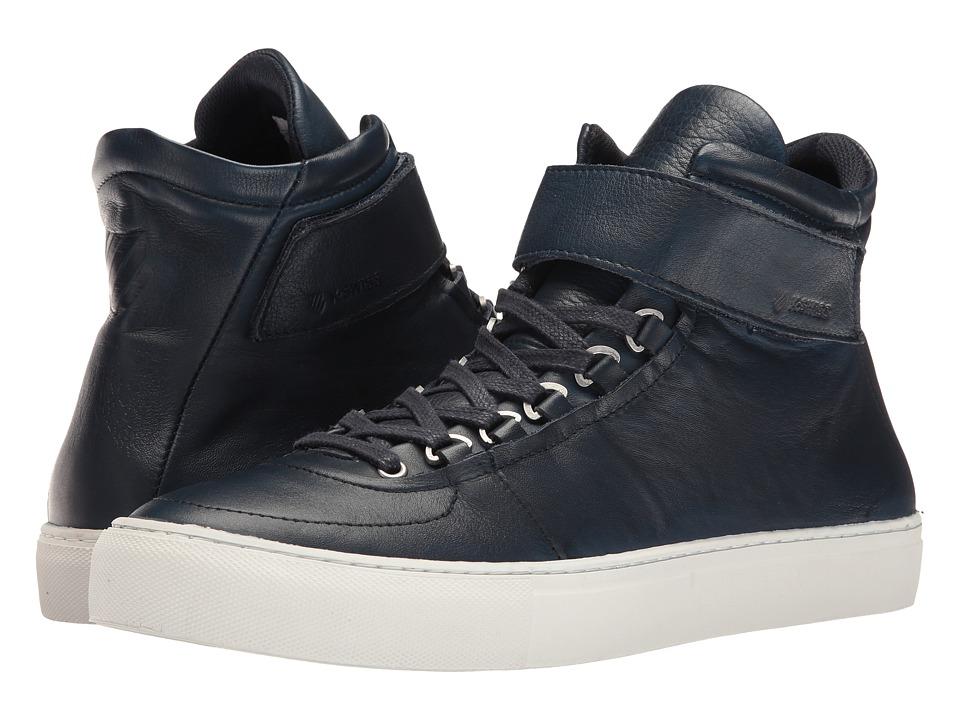 K-Swiss - High Court (Indigo Blue/White) Men's Tennis Shoes