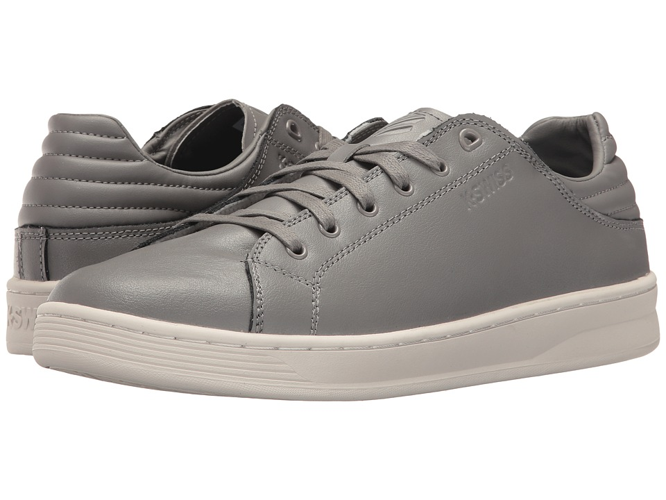 K-Swiss - Quick Court (Stingray/Cloud Dancer) Men's Tennis Shoes
