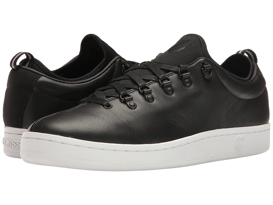K-Swiss - Classic 88 Sport (Black/White) Men's Tennis Shoes