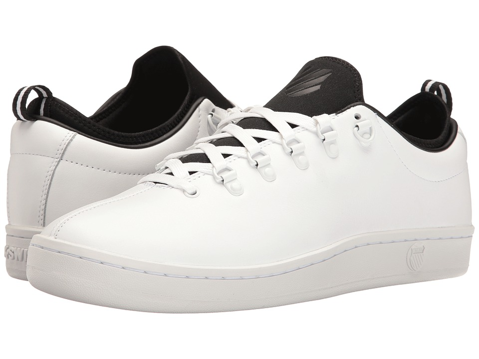 K-Swiss - Classic 88 Sport (White/Black) Men's Tennis Shoes