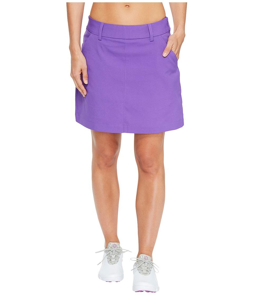 PUMA Golf - Pounce Skirt (Royal Purple) Women's Skirt