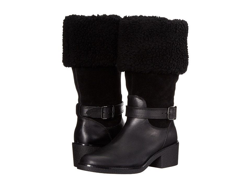 COACH - Parka (Black/Black) Women's Shoes