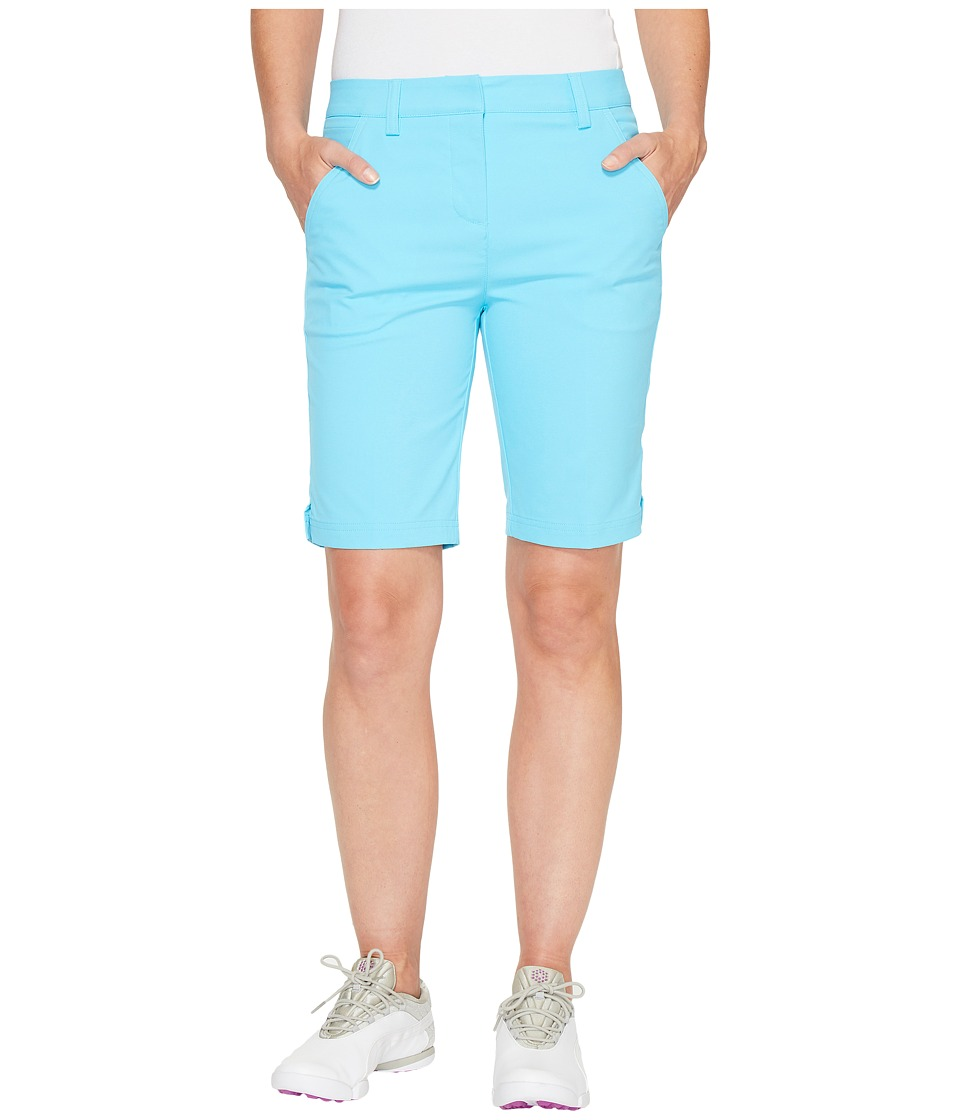 PUMA Golf - Pounce Bermuda Shorts (Blue Atoll) Women's Shorts