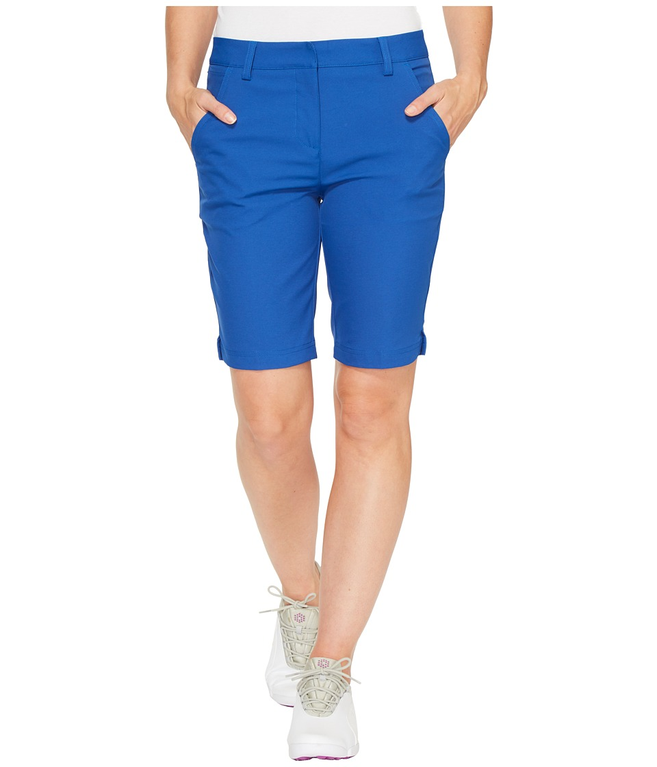 PUMA Golf - Pounce Bermuda Shorts (True Blue) Women's Shorts