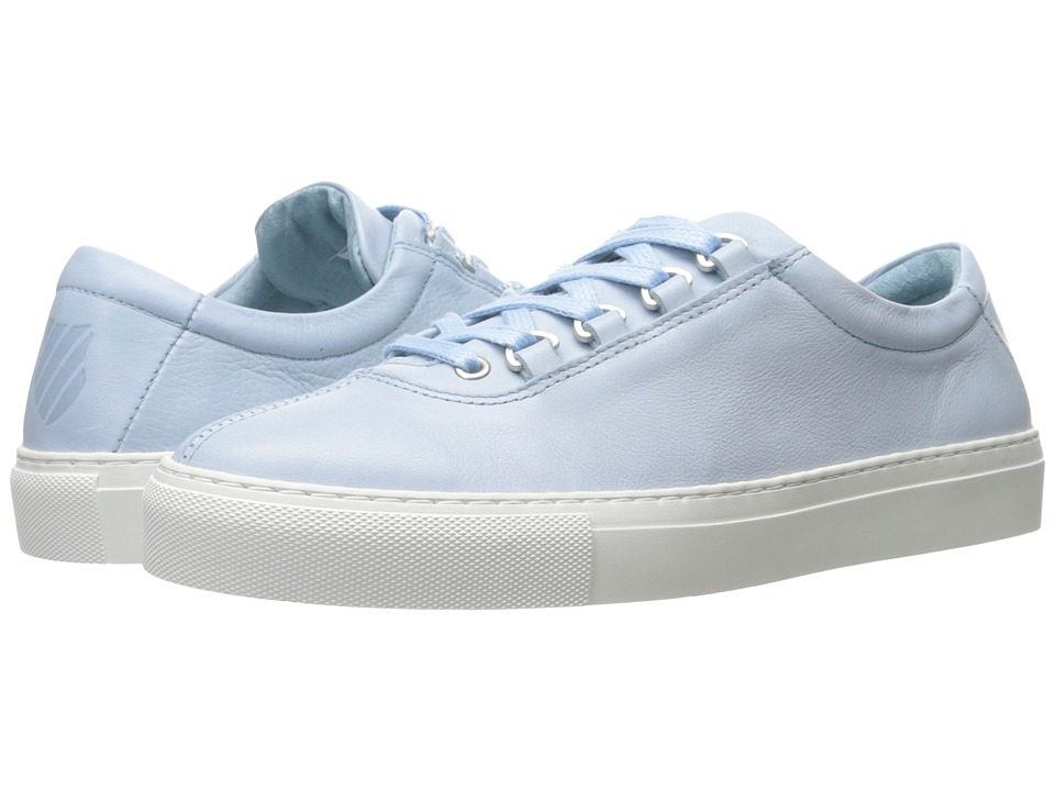 K-Swiss - Court Classico (Fair Aqua/Off-White) Women's Tennis Shoes