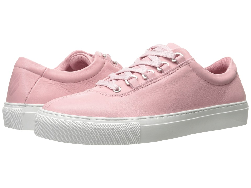 K-Swiss - Court Classico (Chalk Pink/Off-White) Women's Tennis Shoes