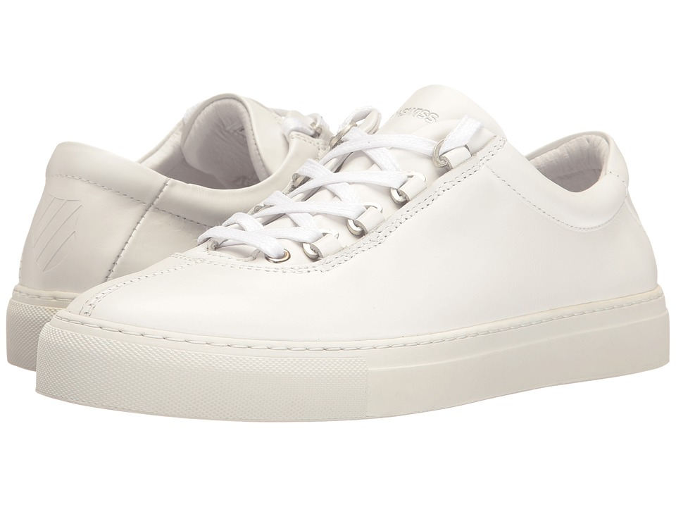 K-Swiss - Court Classico (White/Off-White) Women's Tennis Shoes