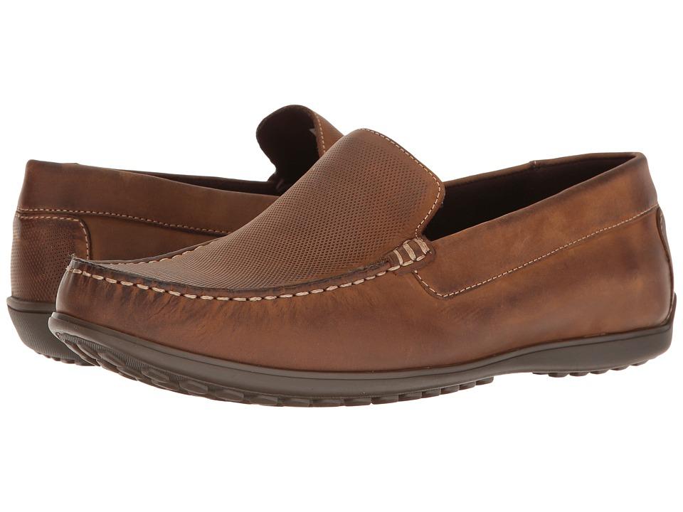 Rockport Bayley Venetian (Camel Leather) Men