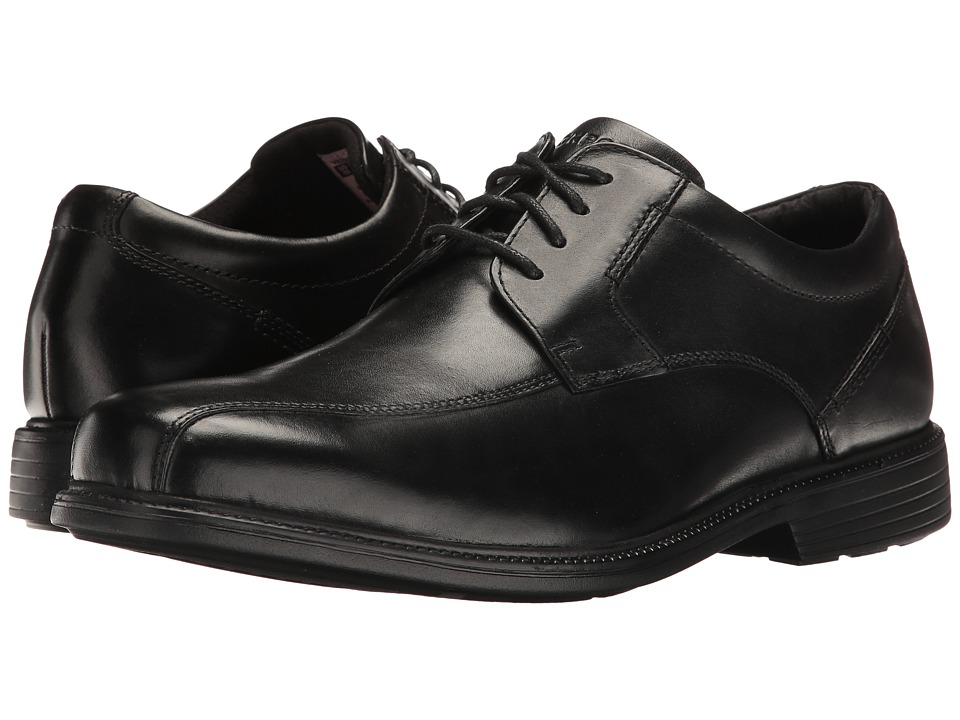 Rockport - Charlesroad Bike Toe Ox (Black) Men's Shoes