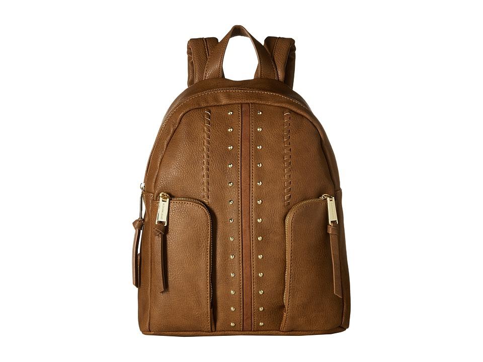 Steve Madden - BCynthia Whip Backpack (Cognac) Backpack Bags