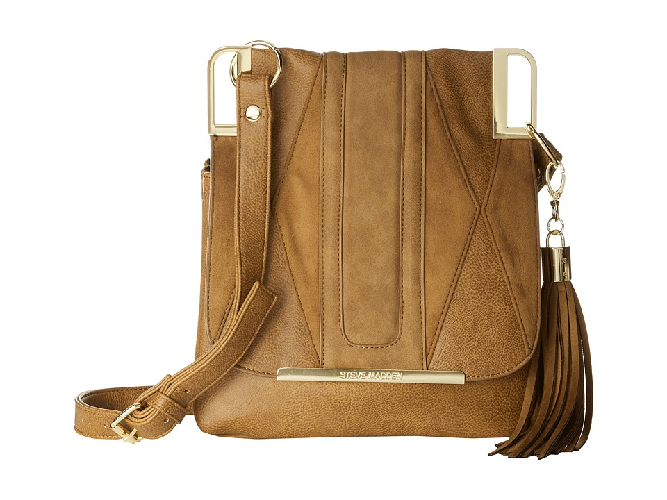 Steve Madden - BBethany Crossbody (Cognac) Cross Body Handbags