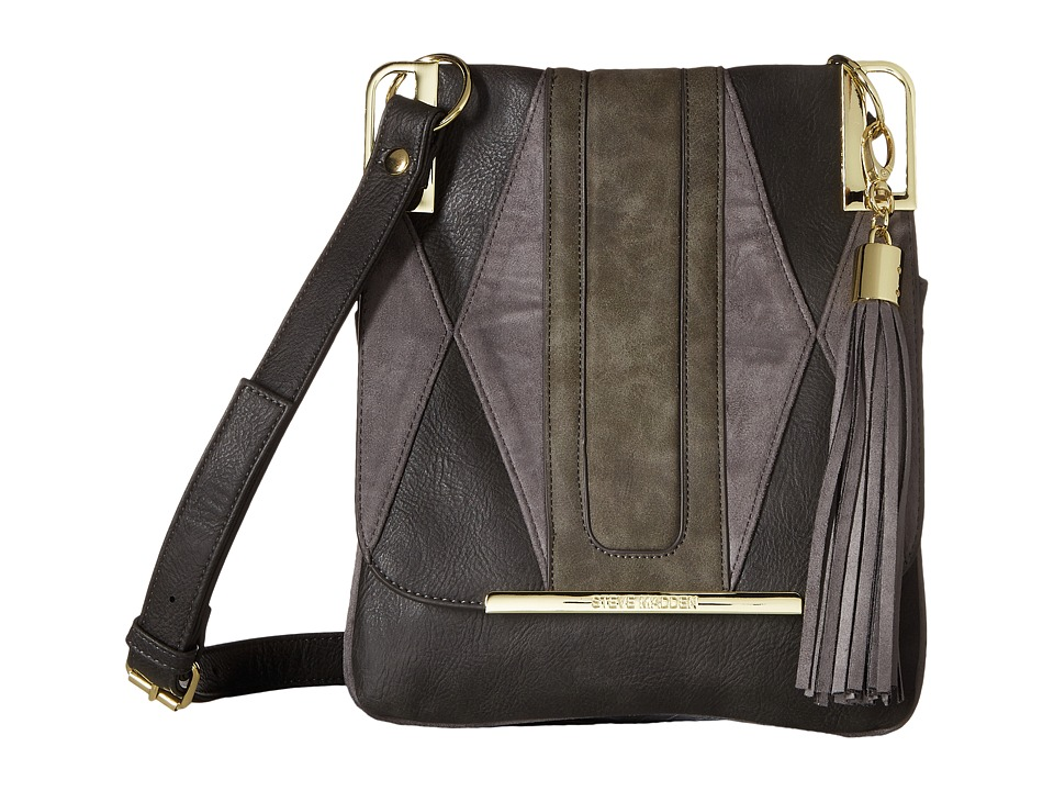 Steve Madden - BBethany Crossbody (Charcoal) Cross Body Handbags