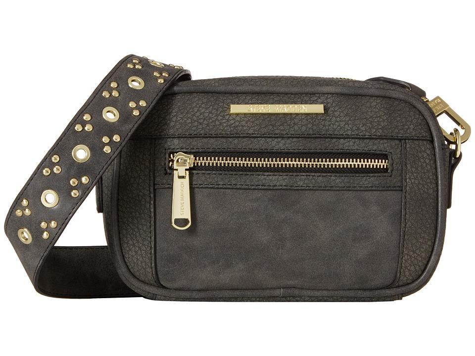 Steve Madden - BGenna Crossbody (Black) Cross Body Handbags