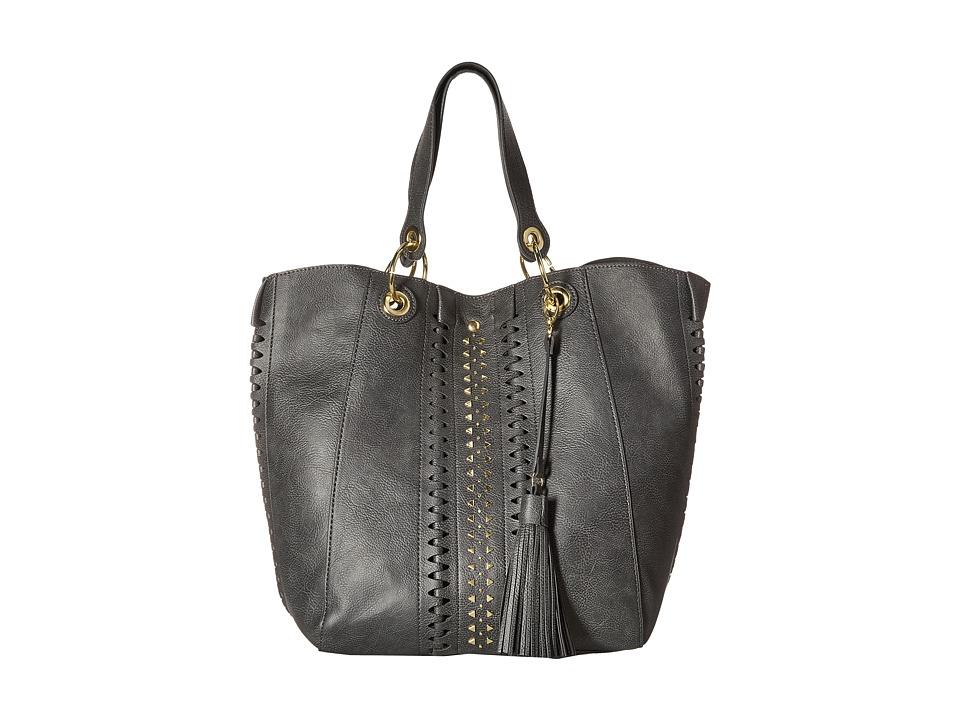 Steve Madden - BKerrie Tote (Slate) Tote Handbags