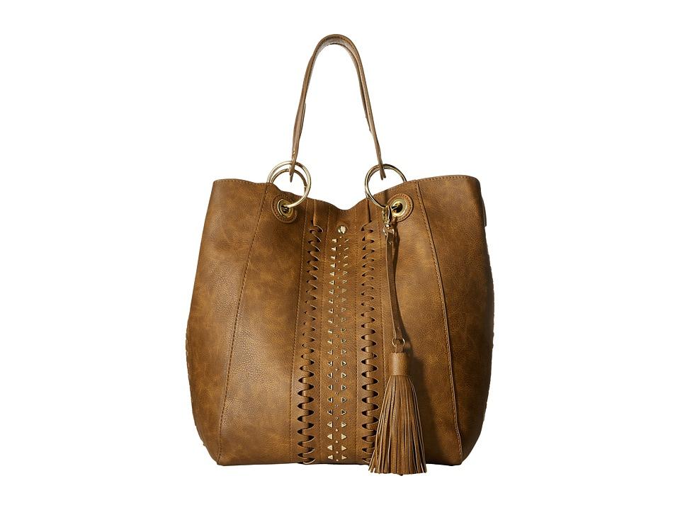 Steve Madden - BKerrie Tote (Cognac) Tote Handbags