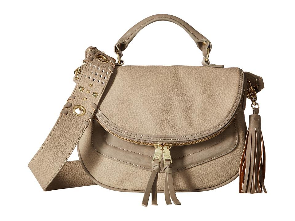 Steve Madden - Mini Roxy Whip/Grommet (Smoke) Handbags