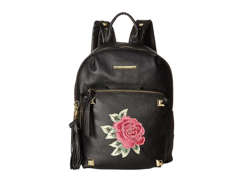Steve Madden - BRose Backpack (Black) Backpack Bags
