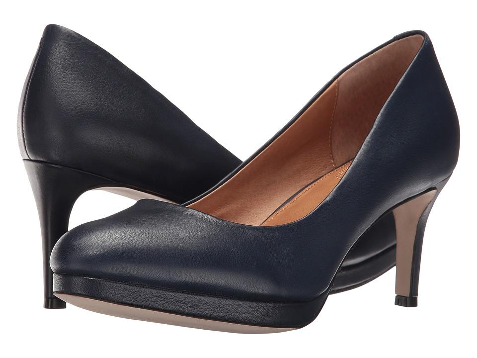 Corso Como - Lara (Navy Nappa) Women's Shoes