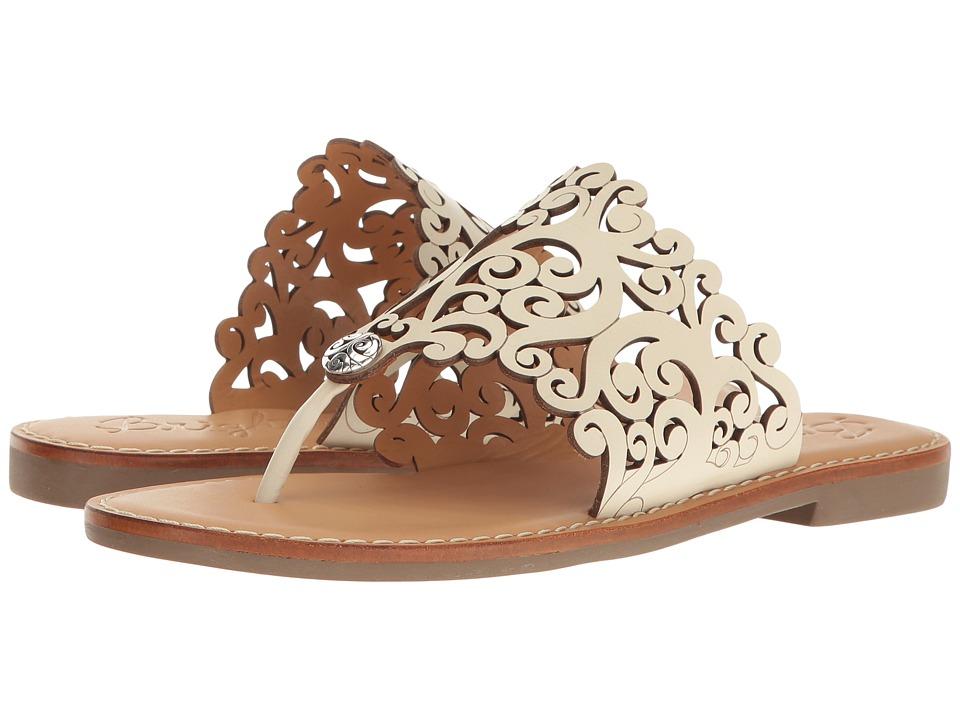 Brighton - Ariel (White) Women's Sandals