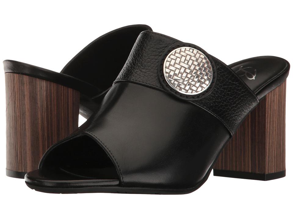 Brighton - Rainy (Black) Women's Sandals
