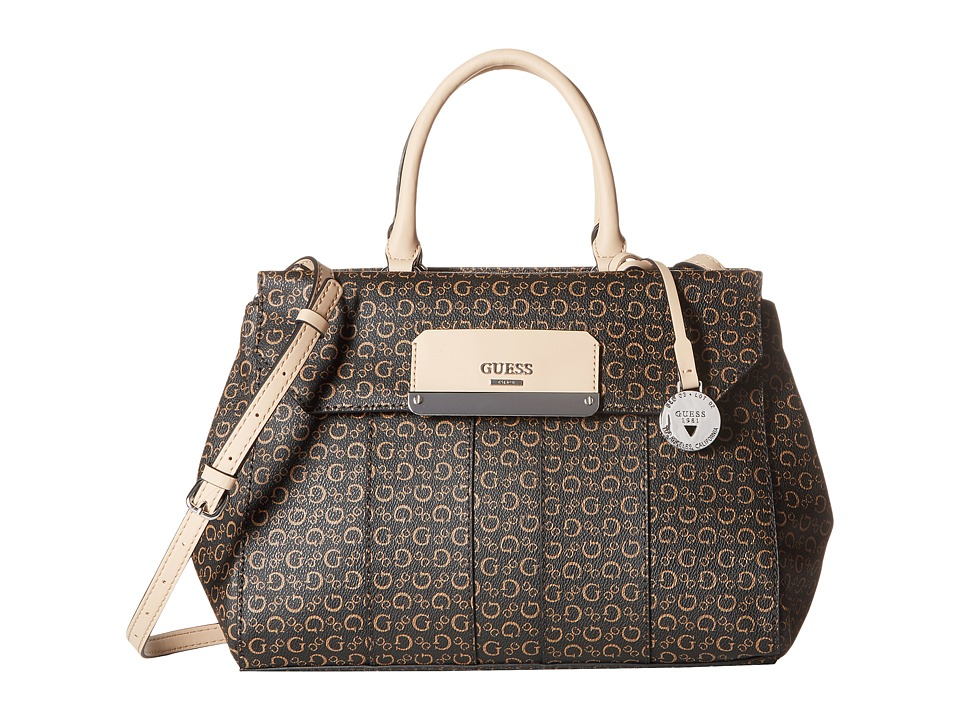 GUESS - Hop Carryall (Natural) Handbags